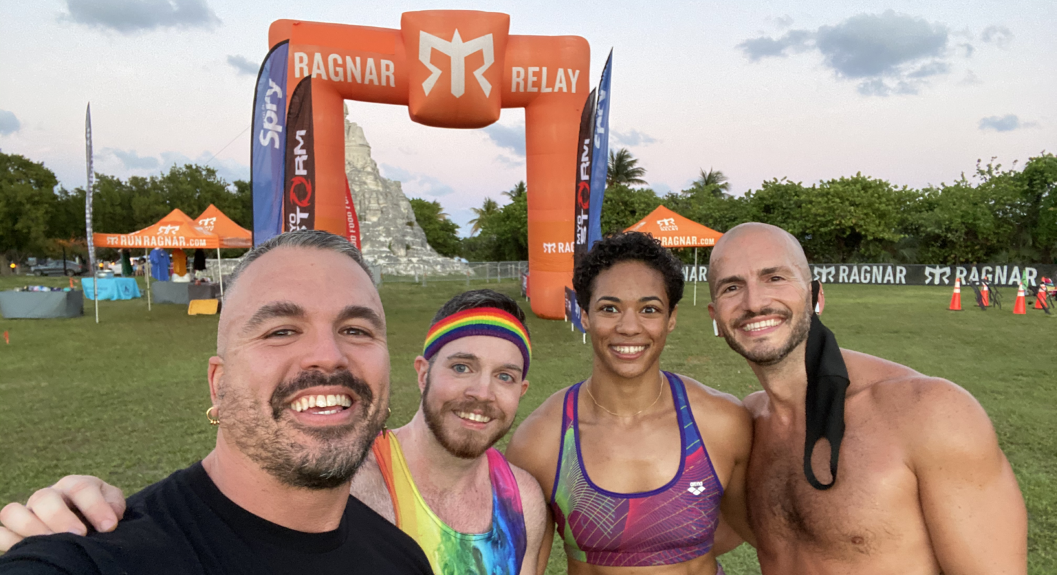 Ragnar Spotlight Athlete: Eddie Plata