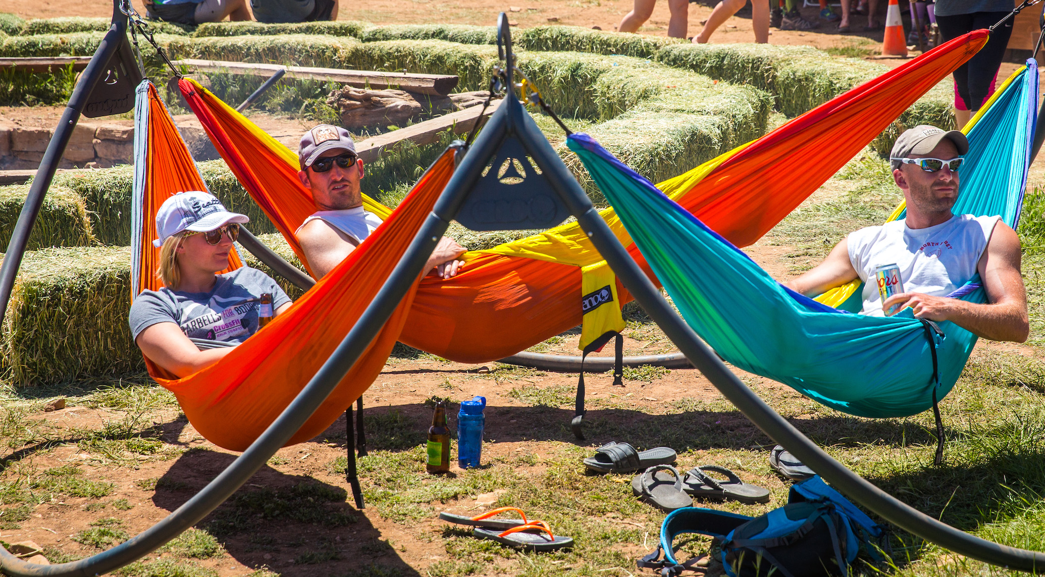 Hammocks at Ragnar Trail & Trade Your Vans for Tents and Try a Ragnar Trail Relay - Ragnar ...