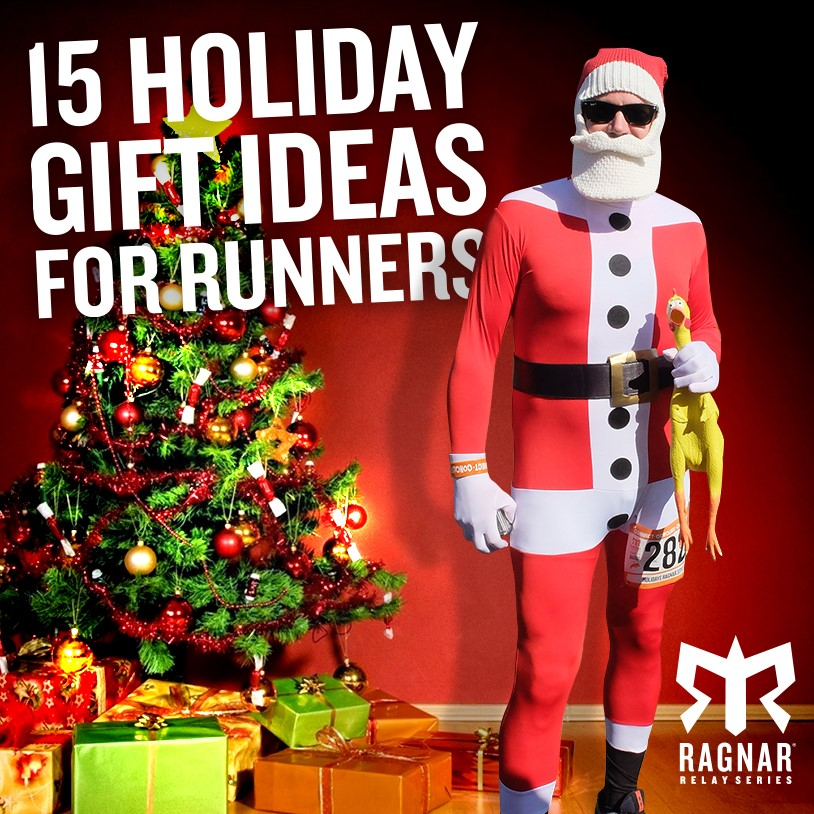 15 holiday gift ideas for runners