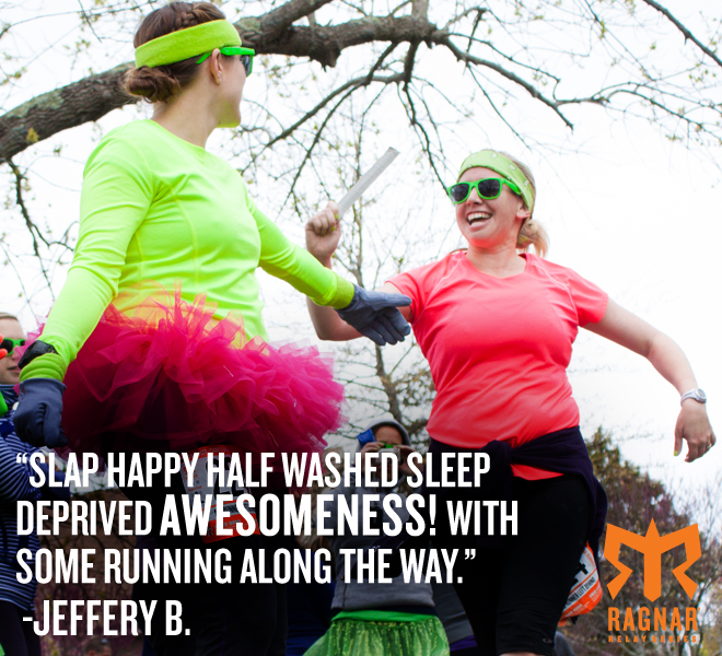 Ragnar Relay Quotes