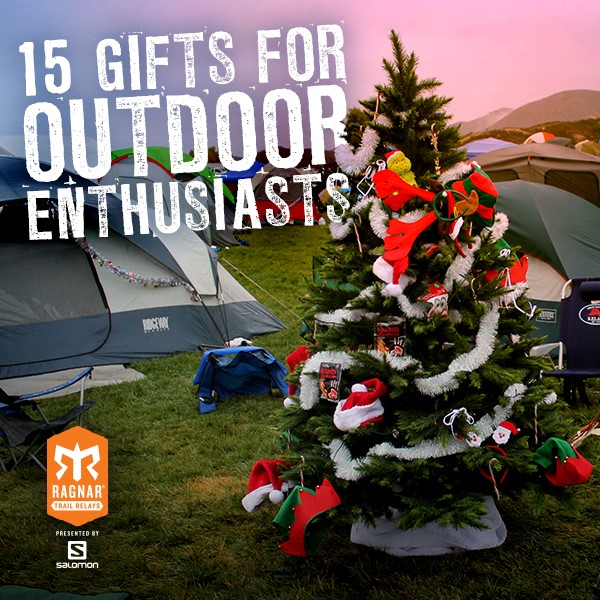 outdoor blog header - 15 Last Minute Gifts Ideas For Outdoors Enthusiast - Ragnar Trail Blog